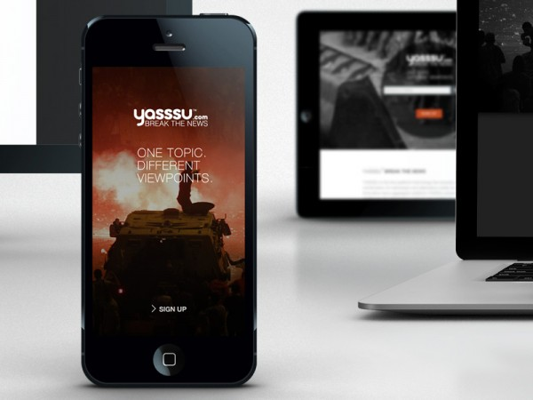 Product Development & UI Design for YASSSU