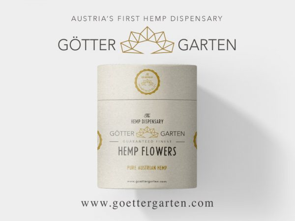 GÖTTERGARTEN | Branding & Packaging Design –  CI/CD – UI/UX – Product Development