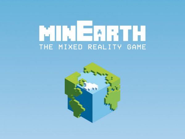 MINEARTH   MIXED REALITY GAME